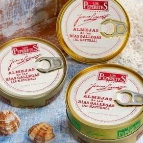 almejas Los Peperetes