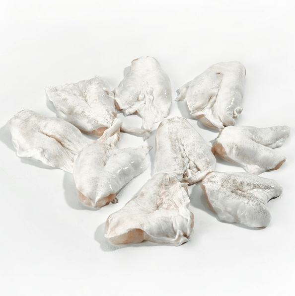 cocochas de bacalao