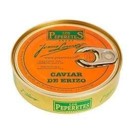 caviar de erizo