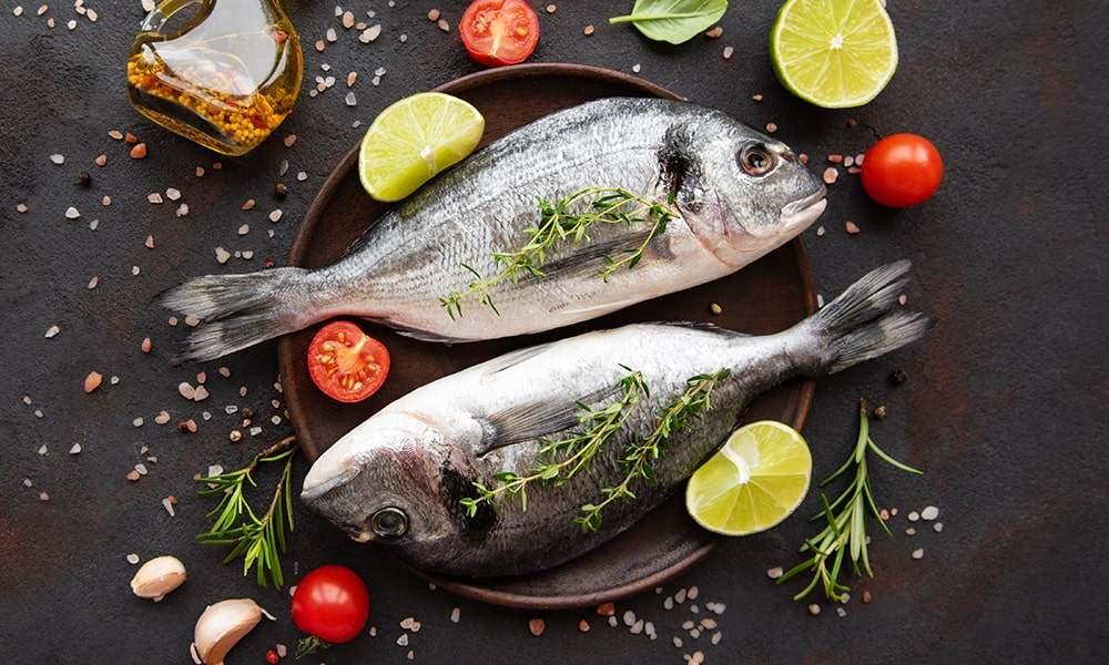 tipo de pescado semigraso